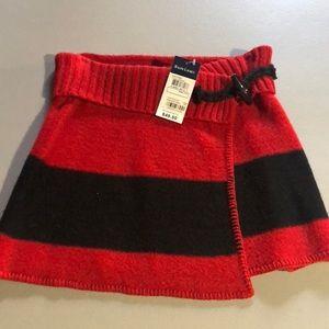 Girls Ralph Lauren Wool skirt